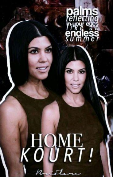 Home Kourt! ∽Kourtney K.& Dwayne J.