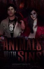 Animals With Sins| J. F ( Scream MTV)  by Hogwartswolfie