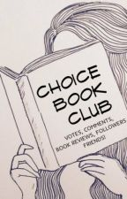 Choice Book Club (A Book Club For Filipino Writers) by SprinkletopElle