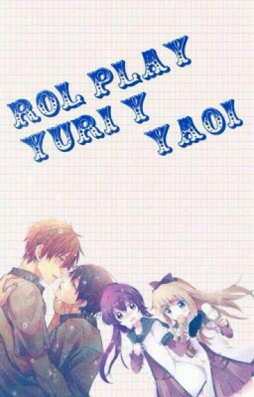~》RolPlay Yuri y Yaoi《~