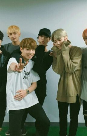 Adopted by bts by Gadhaed