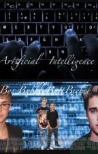 Artificial Intelligence// Jastin (boyxboy) by BubblyButtBieber
