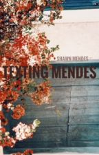 Texting Mendes|| Shawn M  by thismadenosense