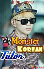 My Monster Korean Tutor by dubu_onew