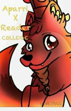 Aparri x Reader -College by UnexpressedArtist