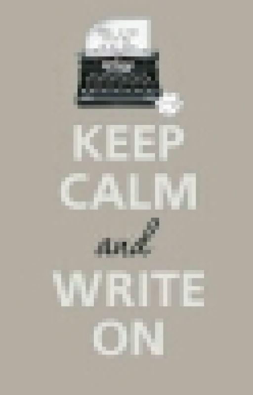 A Writer's Dilemma by allycatdaone15