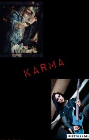 Karma (Ricky Olson & Ben Bruce) by TallyGreenRadke