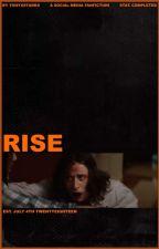 Rise ▹ Sebastian Stan [2] by -VoidAudrey