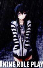 Anime Roleplay by Jojo-sama