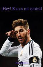 ¡Hey! Ese es mi central - Sergio Ramos  by AnaHerrera456
