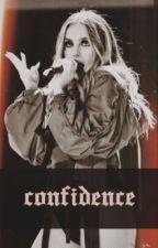 Confidence ♚ sam evans [1]  by hufflesnuff