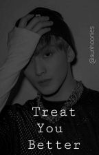 Treat You Better    Mark Lee    NCT by hyunjINs_0
