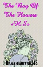 The boy of the flowers «H.S» by fakeliampayne145