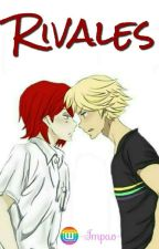 Rivales [MLB] Adrien × Nathaniel  by -ImPao-