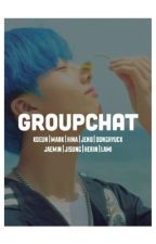 ↬ Groupchat ㅡ Minirookies by seudgie