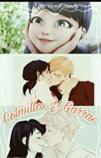[CANCELADA] Colmillos y Garras|| Adrinette-AU by FrootLoopsSy