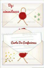 Cartas De Confeciones  by ximenita222