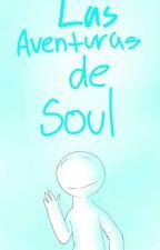 Las Aventuras de Soul | Undertale by julia-undertale