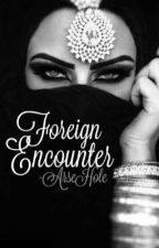 Foreign Encounter by -ArseHole