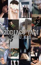 Zodiac yaoi [gay] by chuu_Kat