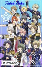 Tsukiuta zodiac ♥ by SamyZoldyck