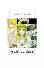 Truth Or Dare Game With THIS ACC by Carrot_Gumi