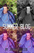Summer Blog by Jo0sueGarciia