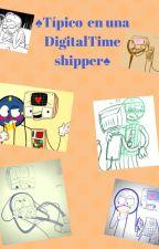 ♠Típico  en una DigitalTime shipper♠ by flavia4