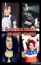 My Chemical Romance one shots/imagines (ships/ Xreader) by beanie0618