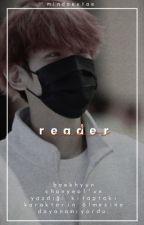 reader ✹ chanbaek  by mindaextae