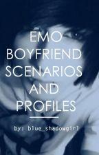 Emo Boyfriend Scenarios/Profiles by __Mituna___Captor__