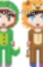 Klaine- MPREG by poodleears99