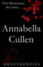 Annabella Cullen by KrazyKenzie4
