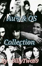 Collection Of AU's&OS By: BILLYTWC89  by Billytwc89