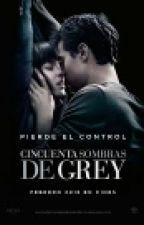 50 Sombras De Grey by _-Mili-_Acosta