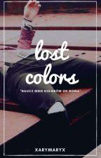 Lost Colors | Yoonmin by xarymaryx