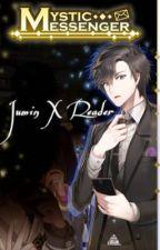 Jumin x Reader (your boyfriend jumin) part 1 by themystic707