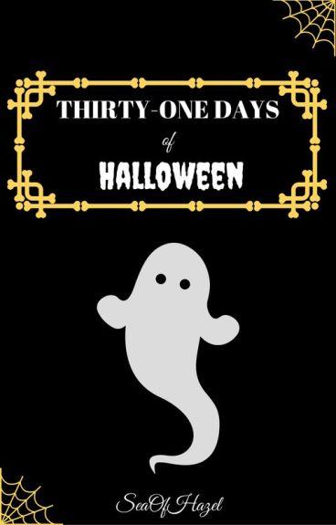 Thirty-One Days of Halloween Oneshots