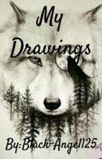 My Drawings by Black-Angel125