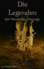 Die Legenden der Herde des Heuwegs  by ShaHeSDevil