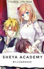 Sheya Academy by Lizardous