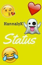 Status by HannalyK