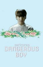 Dangerous Boy ¤ yoonkook by saricorap