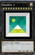Cartas robadas de mi galería :V by Hatzive