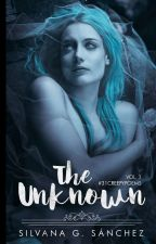 THE UNKNOWN   #31CreepyWords by silvana_md