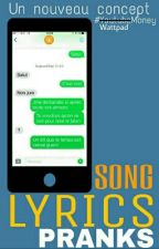 Lyrics Prank by Kynells