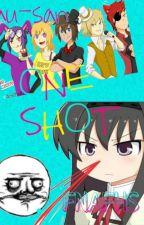 One-Shots fnafhs (continuacion) by lau-san