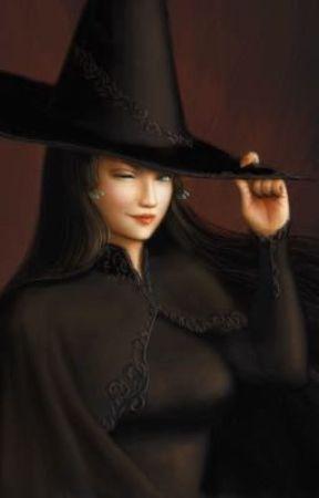 Lovely Witchery by KiahSwan
