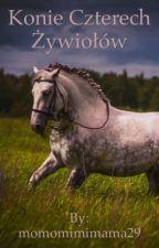 Konie Czterech Żywiołów by momomimimama29