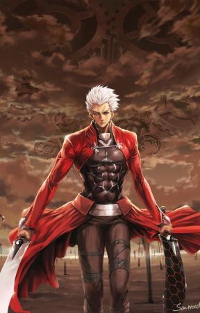 The Avenger Class Servant (A Fate/Stay Night/Avengers